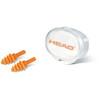 HEAD Ear Plug Silicone Orange